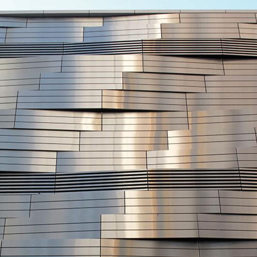 Aluminum Composites - Metallic Finishes / ALPOLIC