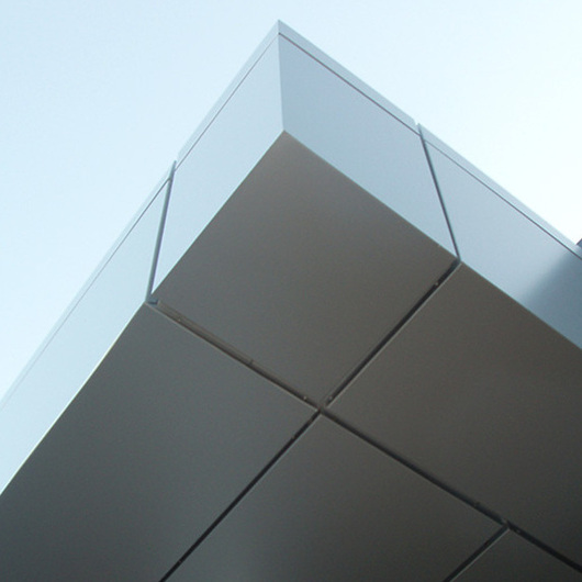 Aluminum Composites - Mica Finishes