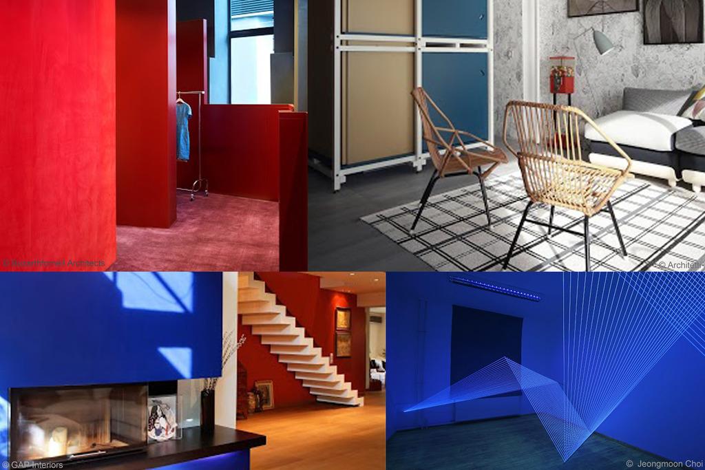 Tendencias colorlife 2014 de comex for Catalogo de pinturas para interiores
