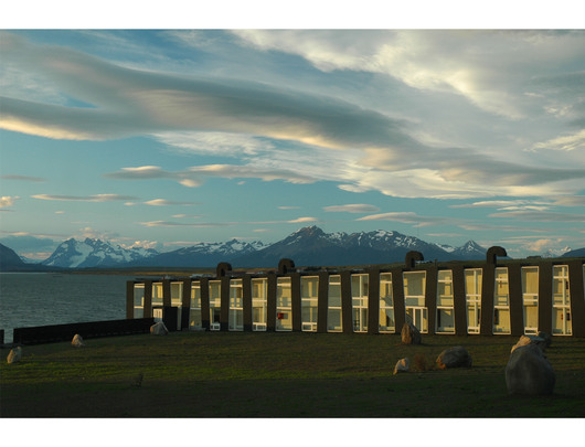 Ventana SOFTLINE 58 DJ - Hotel Remota Patagonia