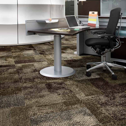 Carpete Modular Exposed