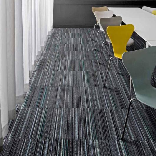 Carpete Modular Straight Edge
