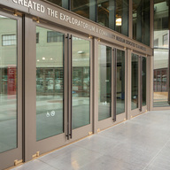 Aluminum Doors - Extruded Aluminum Balanced Doors
