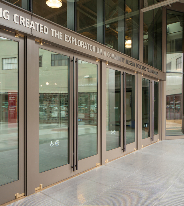 Aluminum Doors - Extruded Aluminum Balanced Doors & Aluminum Doors - Extruded Aluminum Balanced Doors from Ellison Bronze Pezcame.Com