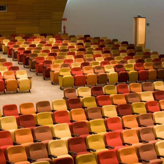 Butaca Modelo Theater / Quattro