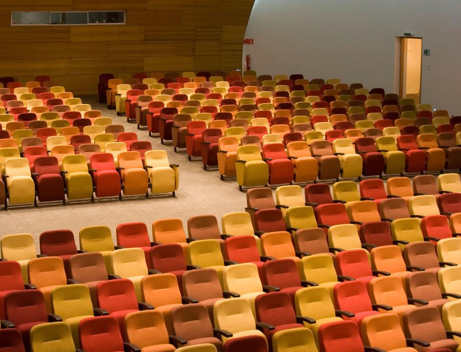 Butaca Modelo Theater