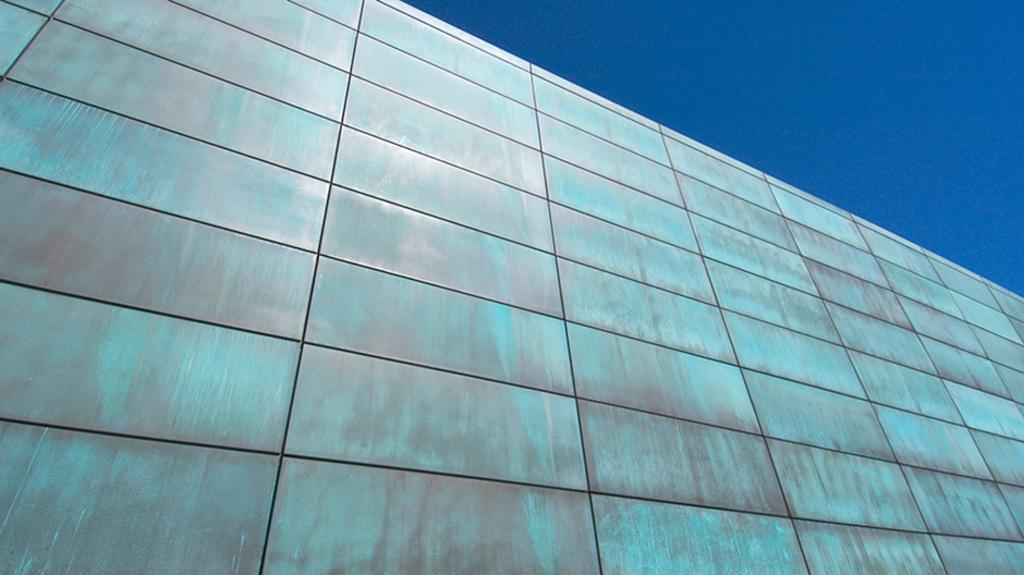 Alpolic Metal Panels : Materiales compuestos de aluminio metales naturales