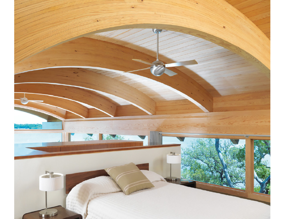 Madera laminada hilam de arauco - Estructura madera laminada ...