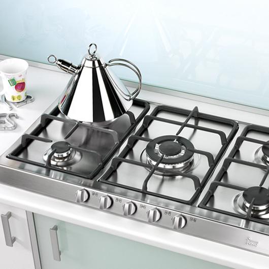 Parrillas de gas de teka - Cocinas teka gas natural ...