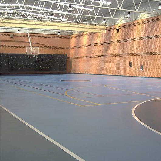 Recubrimientos para pisos deportivos / Sika