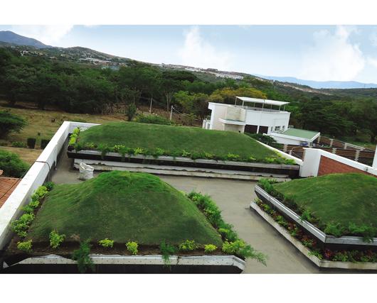 Aplicación de las láminas y membranas para cubiertas verdes - Sika