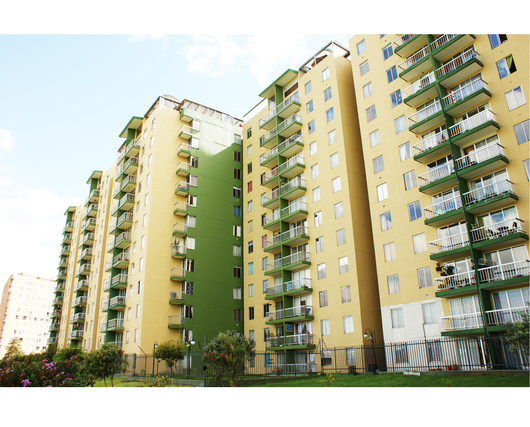 Aplicación de soluciones para fachadas pintadas - Sika