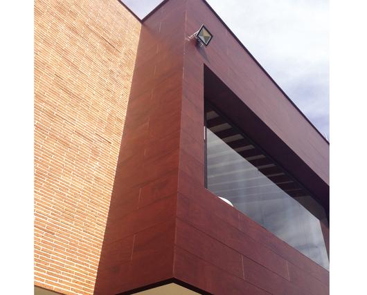 Aplicación de las soluciones para fachadas de ladrillo - Sika