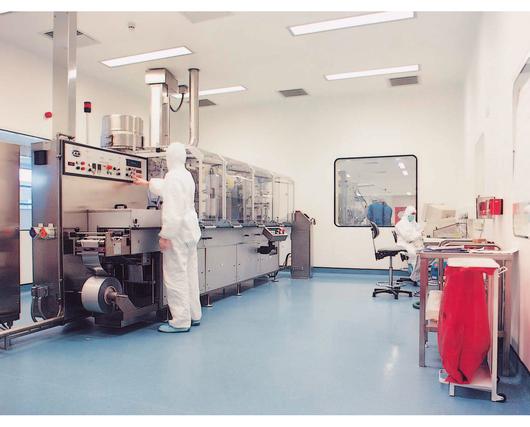 Aplicación de los Recubrimientos Antibacteriales - Sika