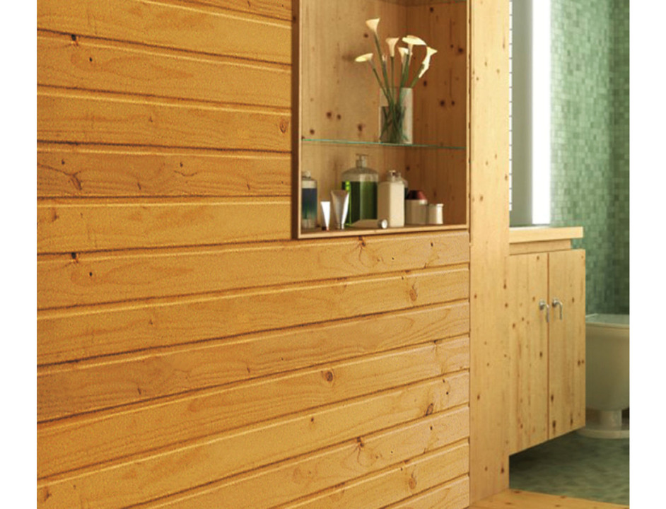 Listones msd revestimiento tinglado de arauco - Listones de madera para exterior ...
