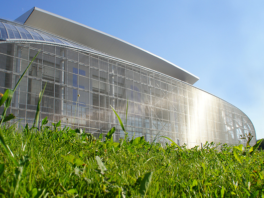 HAVER Architectural Mesh DOGLA-TRIO 1030 Stade Pierre Mauroy, France