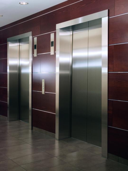elevador ecospace de kone. Black Bedroom Furniture Sets. Home Design Ideas