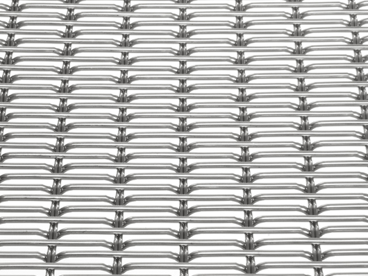 Architectural Wire Mesh EGLATWIN From HAVER BOECKER - Architectural wire mesh