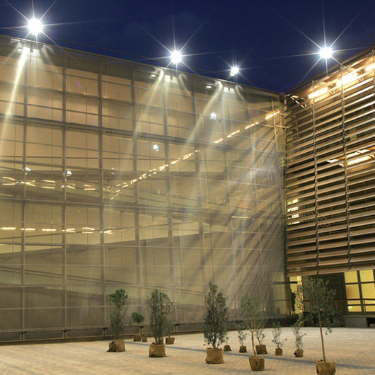 Architectural Wire Mesh - EGLA-TWIN 4253