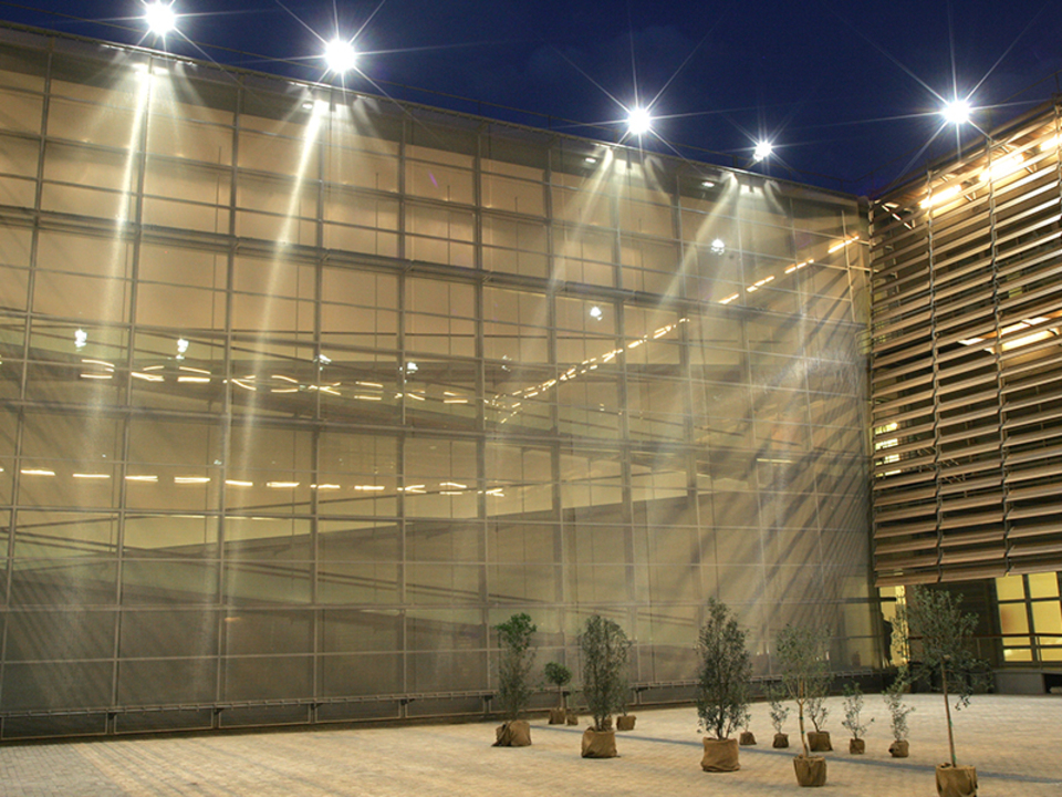 Merveilleux Architectural Wire Mesh   EGLA TWIN 4253