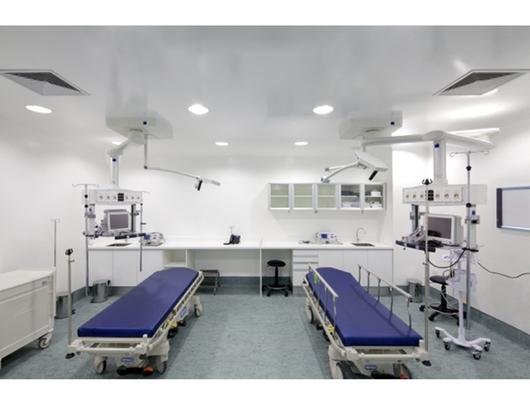 Hospital El Carmen, Maipú.