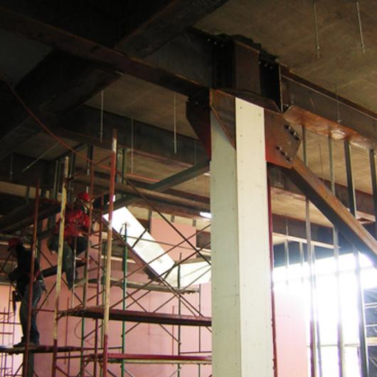 Placa de Fibrosilicato Promatect H, Promat en Mall Arauco Maipú