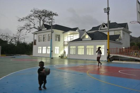 Casa Lúdica, Providencia (isla Colombia)