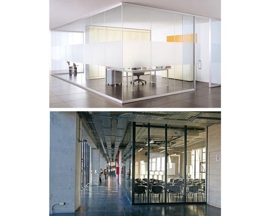 Divisiones de Cristal - Glasstech