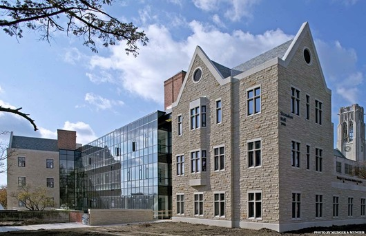University of Toledo - Munger & Munger Architects