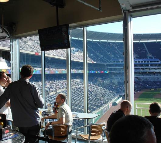 Kauffman Stadium, Kansas City, MO. - Populous™ Architects