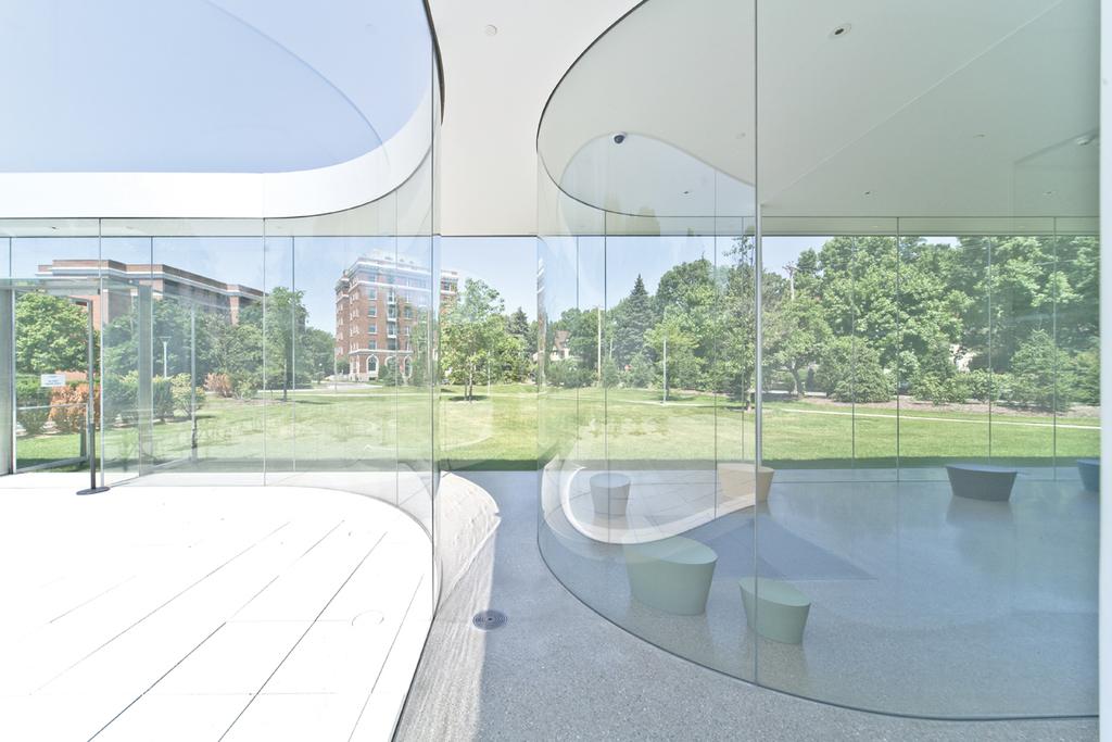 Low Iron Glass - Pilkington Optiwhite