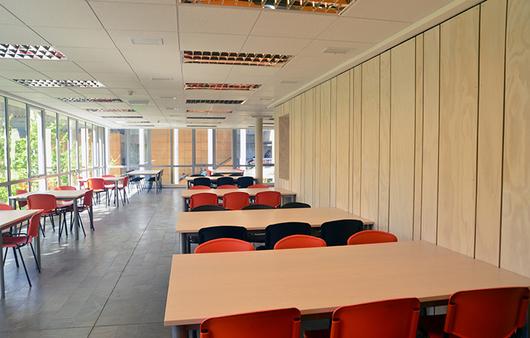 Facultad de Humanidades Universidad Católica de Chile - Sala de Estudio