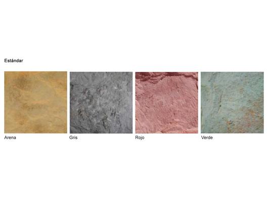 Revestimiento Tipo Piedra - Modelo Tatio - Colores   Petromur