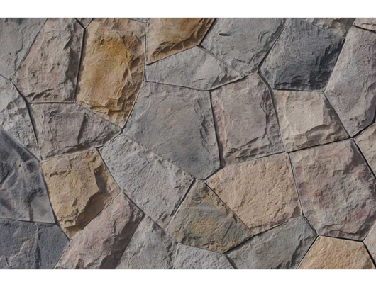 Revestimiento Tipo Piedra - Modelo Tatio - Color Multicolor   Petromur