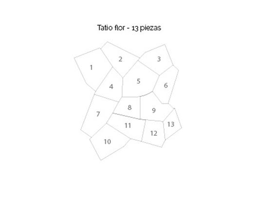 Revestimiento Tipo Piedra - Modelo Tatio - Diseños   Petromur