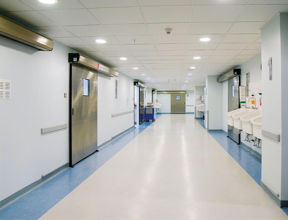 Puertas de Hospital no Herméticas