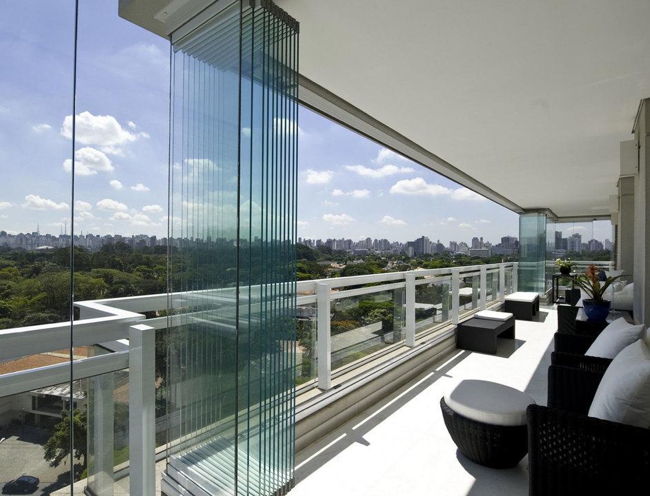 cortinas de cristal de glasstech On persianas de vidrio para terrazas