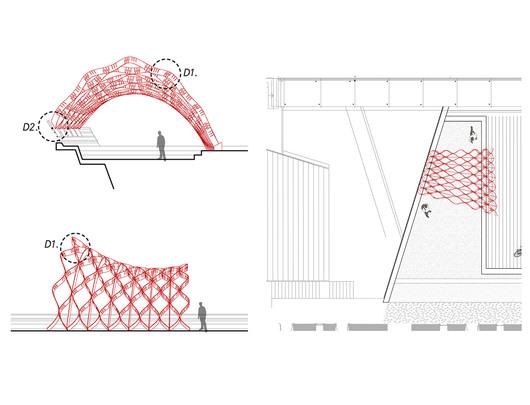Pabellón Patrones Flexibles | Araucoply | Arauco