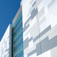 Placa de Fibrocemento Pictura en Edificio Rex - Pizarreño