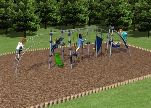 Juegos Infantiles Kompan - UrbanPlay