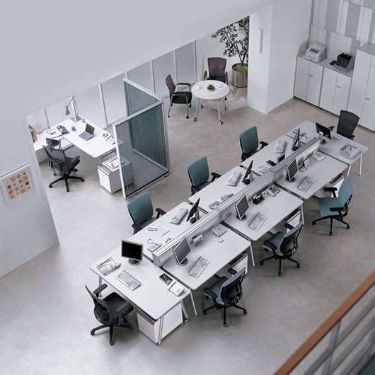 Mobiliario de Oficinas EXPACE / SOS/Smart Office Solutions