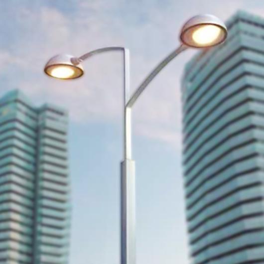 Luminarias de Exteriores Sistema Talya