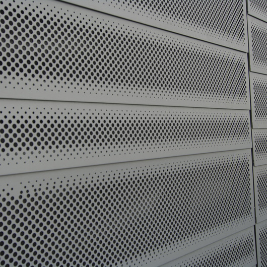 Façade Panels - Perforated Panels