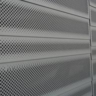 Façade Panels - Perforated Panels