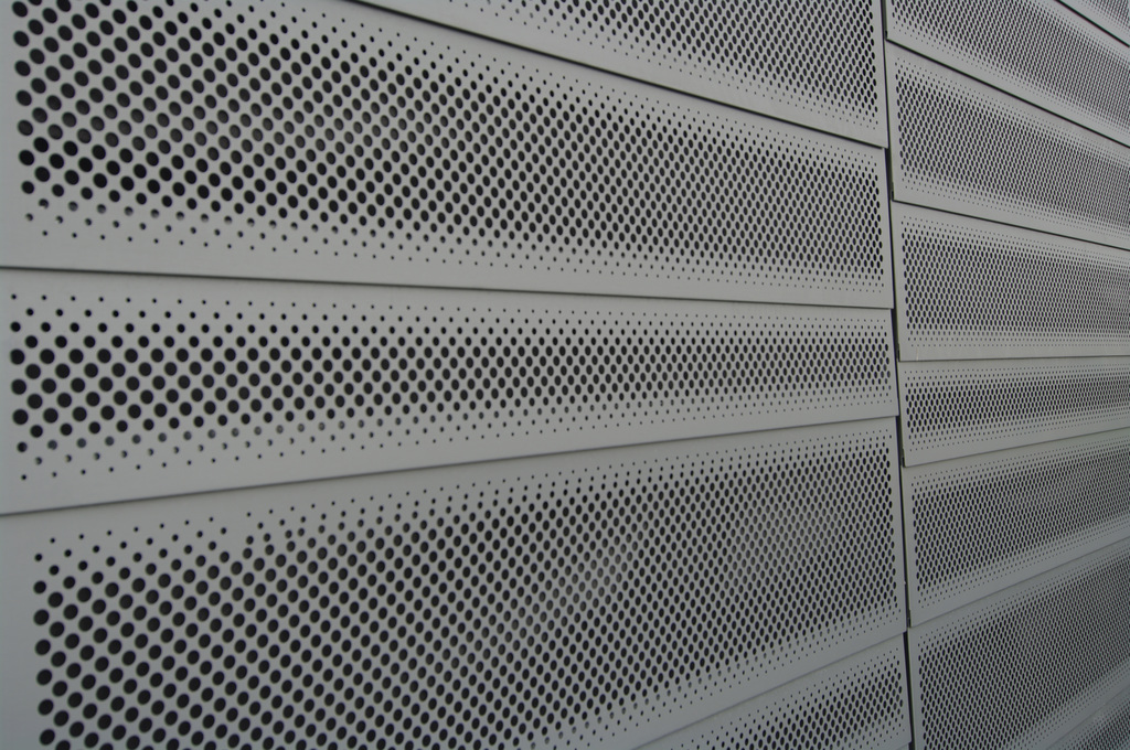 Fa 231 Ade Panels Perforated Panels From Metaltech Usa
