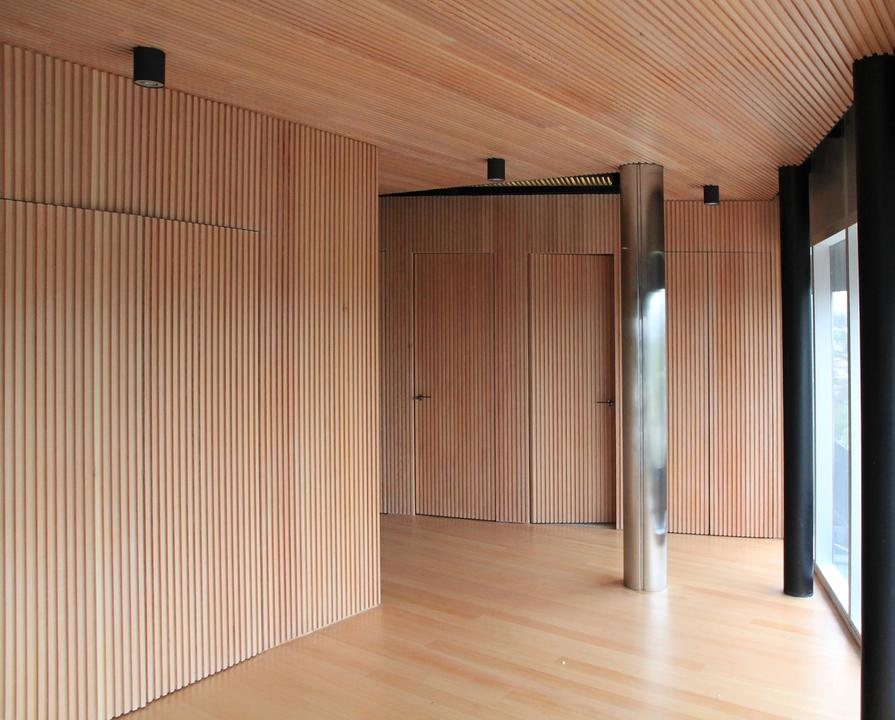 Revestimientos de madera de european windows for Muebles bambu pdf