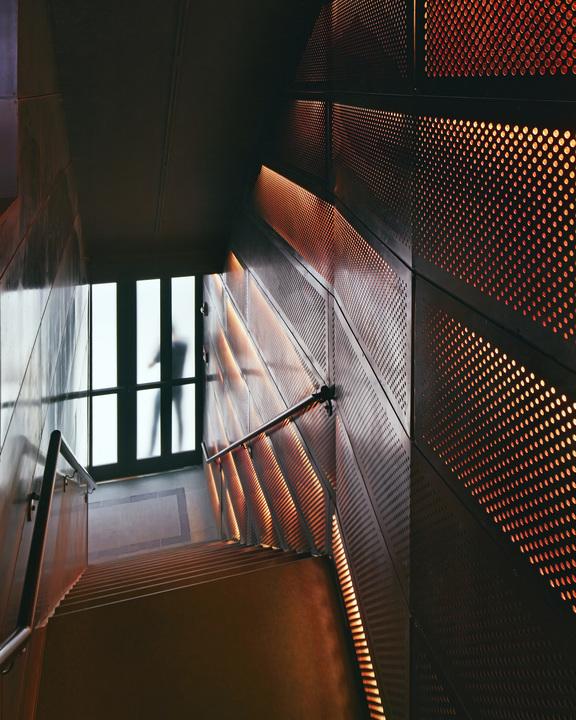 Paneles de fachada- Perforado