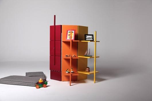 Aplicação Tric-trac, de Acierno, por Lazzarini Pickering Architects