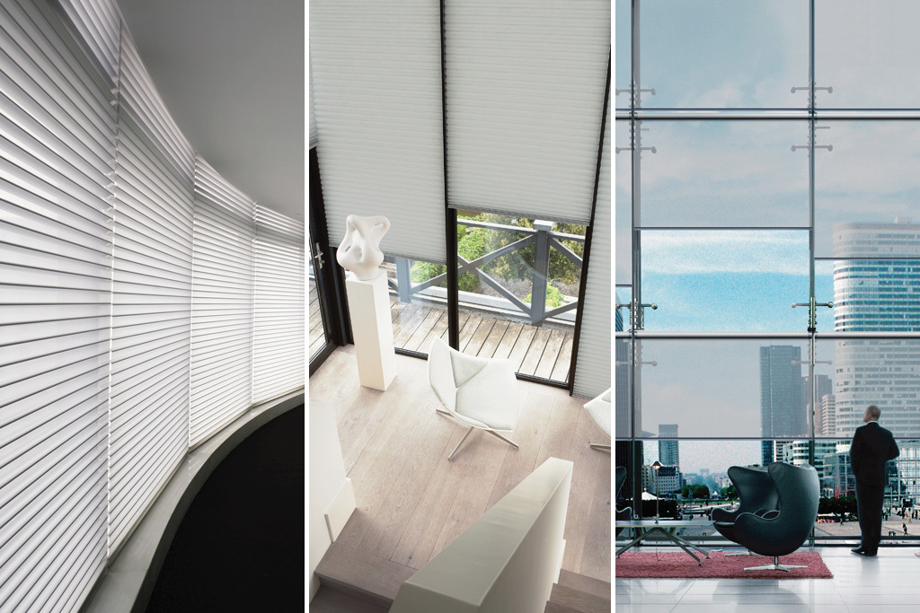 Cortinas HunterDouglas® Luxaflex®