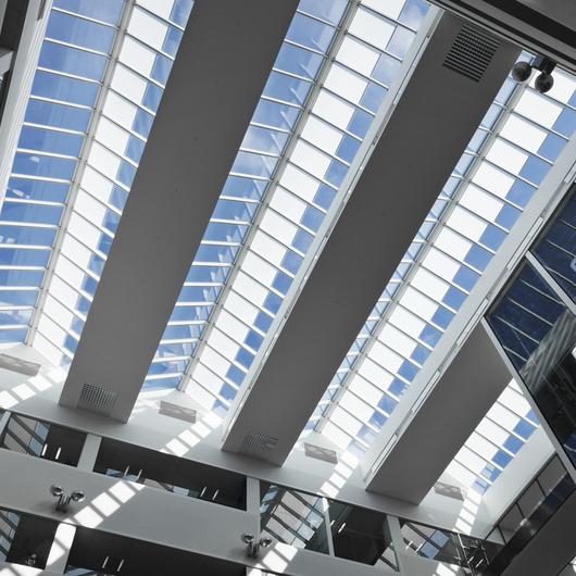 Gallery Of Modular Skylights Atrium Longlight